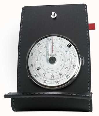 Klokers Klok 01 porta orologio nero e tasca KLOK-01-D2+KPART-01-C2