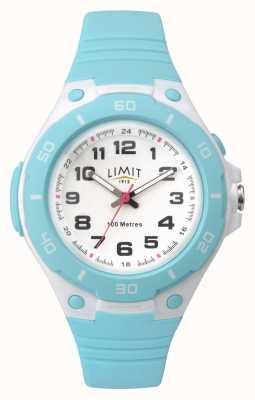 Limit Orologio sportivo analogico blu ciano da donna 5698.71
