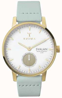 Triwa Womens avorio svalan mint classic super slim TR.SVST105-S111313