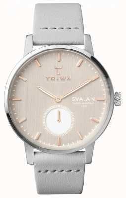 Triwa Womens blush svalan grigio chiaro super slim TR.SVST102-SS111512