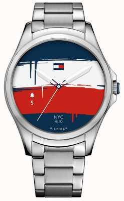 Tommy Hilfiger Smartwatch bluetooth unisex per Android 1791405