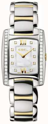 EBEL Set brasiliano da donna in oro giallo 18 carati bicolore 1215769