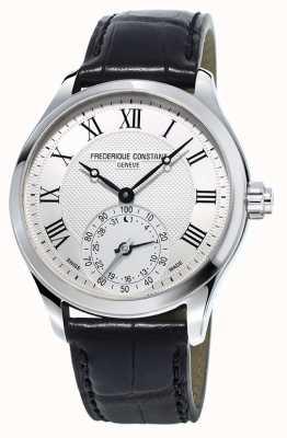 Frederique Constant Cinturino da uomo Horological Smartwatch nero FC-285MC5B6