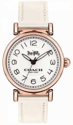 Coach Cinturino da donna madison crema 14502862