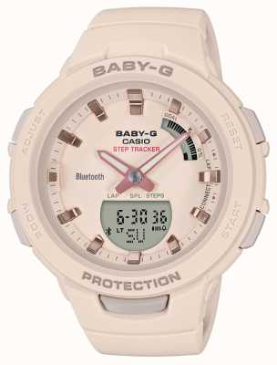 Casio G-squad tracker bluetooth BSA-B100-4A1ER