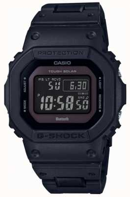 Casio Banda composita controllata da radio bluetooth G-shock nera GW-B5600BC-1BER