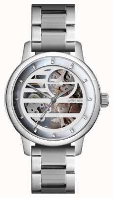 Weird Ape Bracciale in argento bianco / argento rosalind WA02-005833