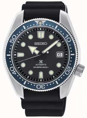 Seiko Gli uomini prospex automatici subacquei guardano il nero SPB079J1