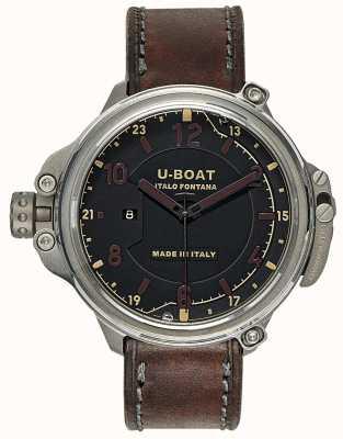 U-Boat Capsula 50 in edizione limitata nera 7469