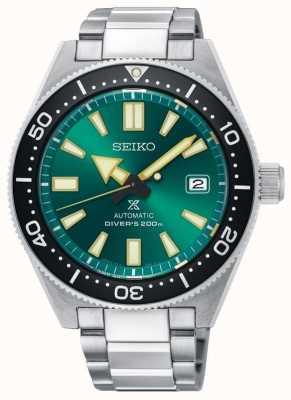 Seiko Prospex verde edizione limitata subacquei 200m acciaio automatico SPB081J1