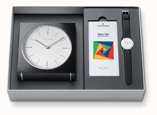 Junghans Orologio e orologio con maxi orologi in edizione limitata 2018 363/2816.00