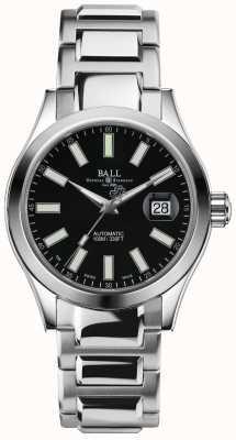 Ball Watch Company Indicatore di data quadrante nero automatico Engineer ii NM2026C-S6J-BK