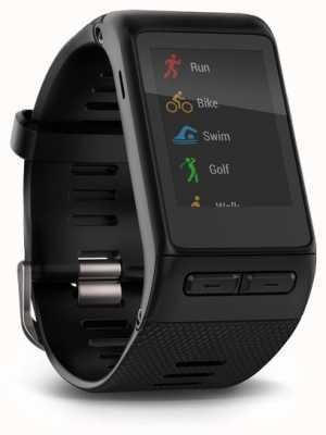 Garmin Vivoactive smartwatch hr nero integrato nella fascia cardio 010-01605-00