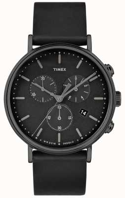 Timex Pagamento contactless fairfield timex TW2T11300UK