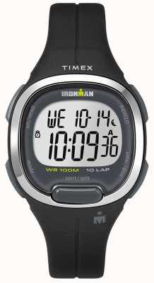Timex Iron man essential viola e orologio cromato TW5M19700SU