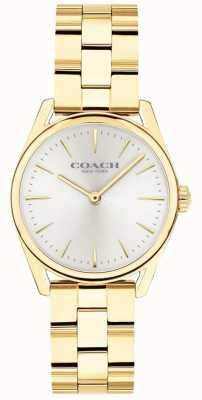 Coach Bracciale da donna moderno di lusso color oro 14503208