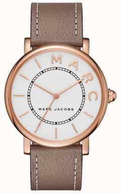 Orologio classico da donna Marc Jacobs in pelle grigia MJ1533