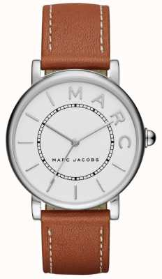 Orologio classico da donna Marc Jacobs in pelle marrone MJ1571
