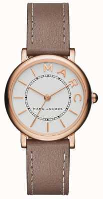 Orologio classico da donna Marc Jacobs in pelle grigia MJ1538