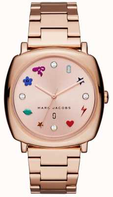 Marc Jacobs Orologio Donna Mandy in oro rosa MJ3550
