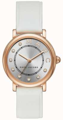 Orologio classico da donna Marc Jacobs in pelle rossa MJ1634