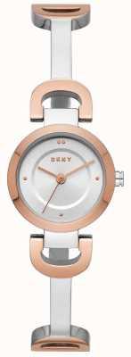 DKNY Orologio da donna con cinturino in acciaio inossidabile NY2749