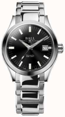Ball Watch Company Ingegnere m marvelight 40mm quadrante nero NM2032C-S1C-BK