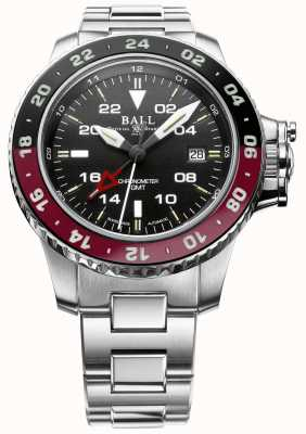 Ball Watch Company Engineer hydrocarbon aerogmt ii 42mm quadrante nero DG2018C-S3C-BK