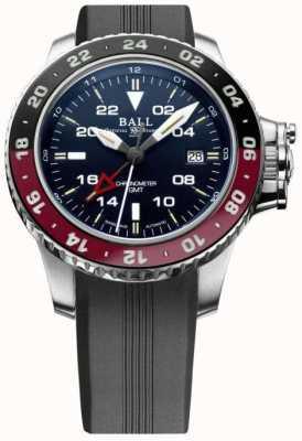 Ball Watch Company Ingegnere idrocarburi aerogmt ii quadrante blu 42mm DG2018C-P3C-BE