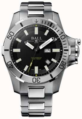 Ball Watch Company Acciaio inossidabile da combattimento sottomarino dell'idrocarburo dell'ingegnere 42mm DM2276A-SCJ-BK