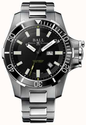 Ball Watch Company Ingegnere in ceramica da guerra sottomarino idrocarburo 42mm DM2236A-SCJ-BK