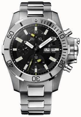 Ball Watch Company Cronografo da guerra sottomarino idrocarburo ingegnere 42mm DC2276A-SJ-BK