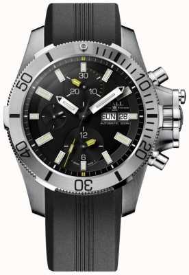 Ball Watch Company Cronografo da combattimento sottomarino in idrocarburi 42mm DC2276A-PJ-BK