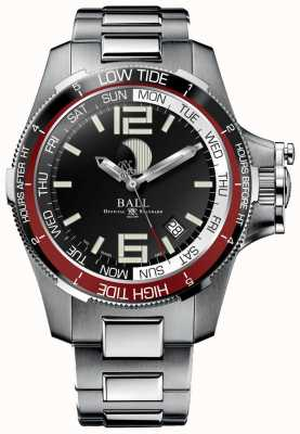 Ball Watch Company Navigatore lunare Engineer idrocarburi 42mm DM3320C-SAJ-BK