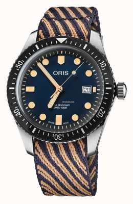 "Oris La sessantacinque edizione limitata di Diver ""world clean-up day"" 01 733 7720 4035-5 21 13"