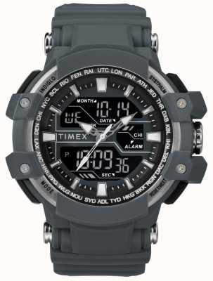 Timex Cinturino da uomo grigio scuro 50mm cinturino grigio scuro TW5M22600