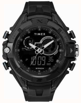 Timex Cassa nera 47mm con cassa nera da uomo 47mm TW5M23300