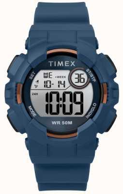 Timex Mako dgtl ™ 44mm cinturino blu cinturino blu TW5M23500