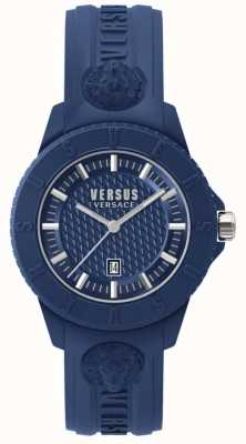 Versus Versace Tokyo blu blu con quadrante blu SPOY210018