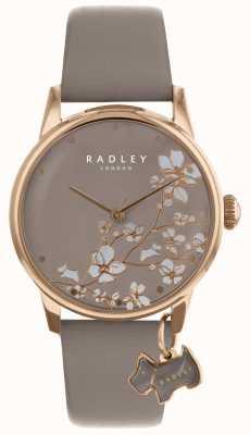 Radley Orologio da donna con cinturino a fiori RY2690