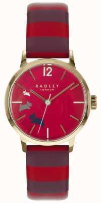 Radley Pelle per datario claret gloss donna RY2676
