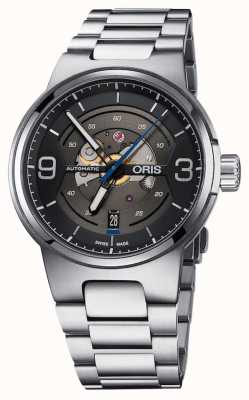 Oris Ex-display williams data del motore automatica 01 733 7716 4164-07 8 24 50
