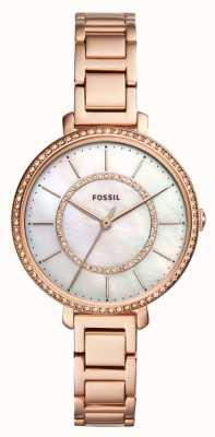 Fossil jocelyn oro rosa ES4452