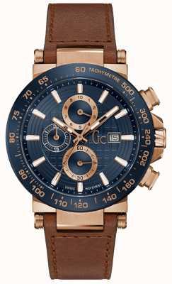 Gc Orologio blu da uomo di Urbancode Y37002G7