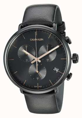 Calvin Klein Orologio cronografo da uomo a mezzogiorno K8M274CB