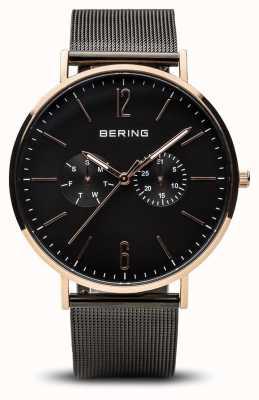 Bering Classico | oro rosa lucido | 14240-163