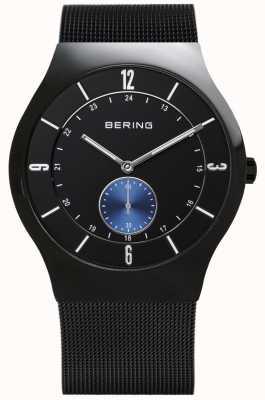 Bering Orologio da uomo Time xl analogico al quarzo in acciaio inossidabile 11940-228