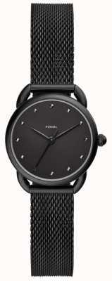 Fossil Ladies tailor watch black mesh ES4489