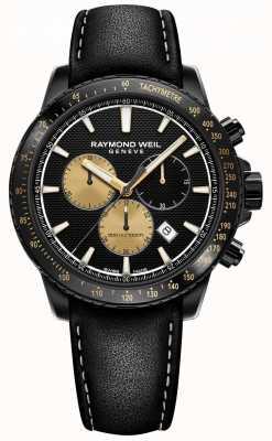 Raymond Weil Tango 300 | amplificazione marshall | uomini in edizione limitata 8570-BKC-MARS
