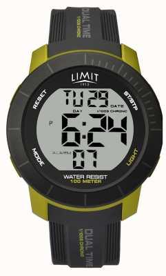 Limite degli uomini | orologio cronografo a doppio fuso 5675.66